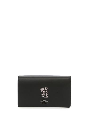 Coach Messenger / Askılı Çanta Siyah